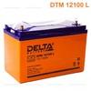 Delta DTM 12100 L (12V / 100Ah)