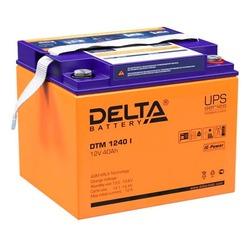 Аккумулятор Delta DTM 1240 i (12V / 40Ah)