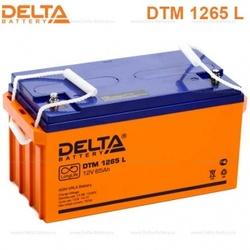 Delta DTM 1265 L (12V / 65Ah)