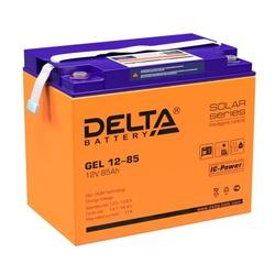 Аккумулятор Delta GEL 12-85 (12V / 85Ah)