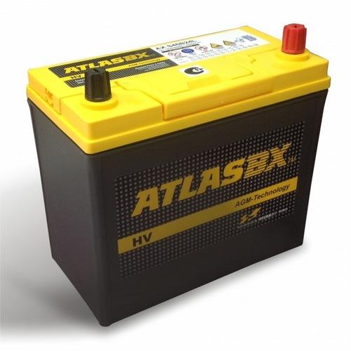 ATLAS S46B24L  45А/ч  370А AGM Start-Stop