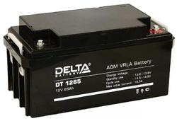 Аккумулятор Delta DT 1265 (12V / 65Ah)