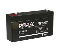 Аккумулятор Delta DT 6015 (6V / 1.5Ah)