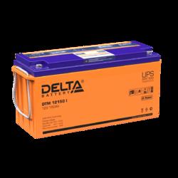 Аккумулятор Delta DTM 12150 i (12V / 150Ah)