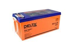 Аккумулятор Delta DTM 12200 i (12V / 200Ah)