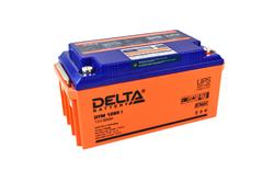 Аккумулятор Delta DTM 1265 i (12V / 65Ah)