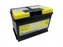 Аккумулятор TOPLA EFB 57088 TSG70 70 ач 760a