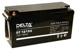 Аккумулятор Delta DT 12150 (12V / 150Ah)