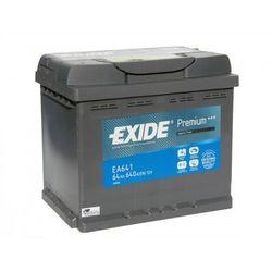 Аккумулятор автомобильный Exide EA641 64 А/ч 640А