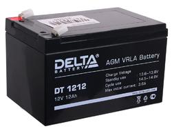 Аккумулятор Delta DT 1212 (12V / 12Ah)