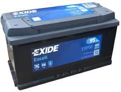 Аккумулятор автомобильный Exide EB950 95 А/ч 800А