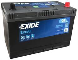 Аккумулятор автомобильный Exide EB954 95 А/ч 720А