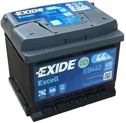 Аккумулятор Exide EB442, 44 А/ч 420А