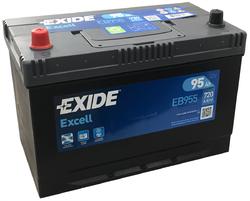 Аккумулятор автомобильный Exide EB955 95 А/ч 720А