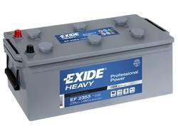 Аккумулятор грузовой Exide EF2353 235 А/ч 1300А