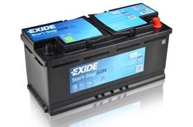 Аккумулятор автомобильный AGM Exide EK1050 105 А/ч 950А START-STOP