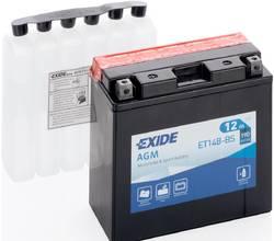 Аккумулятор мото Exide ET14B-BS