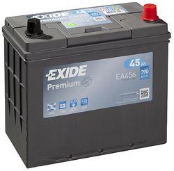 Аккумулятор автомобильный Exide EA456 45 А/ч 390А