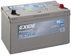 Аккумулятор автомобильный Exide EA954 95 А/ч 800А