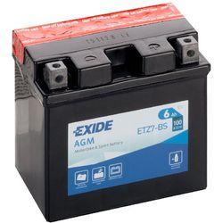 Аккумулятор мото Exide ETZ7-BS