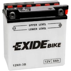 Аккумулятор мото Exide 12N9-3B