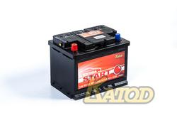 Аккумулятор EXTRA START (Катод) 62 а/ч, 6СТ-62N L+