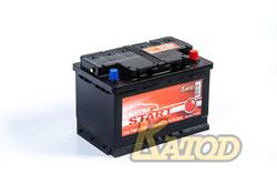 Аккумулятор EXTRA START (Катод) 74 а/ч, 6СТ-74N R+