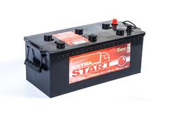 Аккумулятор грузовой EXTRA START (Катод) 190 а/ч 6СТ-190N R+