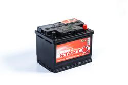 Аккумулятор автомобильный EXTRA START (Катод) 55 а/ч 6СТ-55N R+