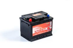 Аккумулятор автомобильный EXTRA START (Катод) 60 а/ч 6СТ-60N L+