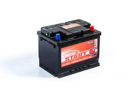 Аккумулятор автомобильный EXTRA START (Катод) 60 а/ч 6СТ-60N R+