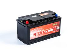 Аккумулятор автомобильный EXTRA START (Катод) 90 а/ч 6СТ-90N L+