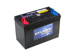 Аккумулятор автомобильный HYUNDAI 105 а/ч CMF 31S-950