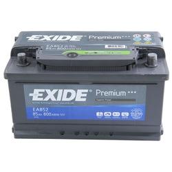 Аккумулятор автомобильный Exide EA852 85 А/ч 800А