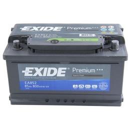 Аккумулятор Exide EA852, 85 А/ч 800А