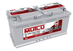 Аккумулятор автомобильный Mutlu 110 а/ч L6.110.092.A