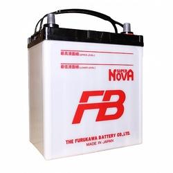 Аккумулятор автомобильный FB Super Nova 40B19L