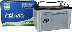 Аккумулятор автомобильный FB 7000 115D31R