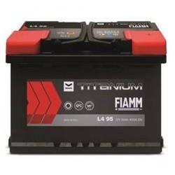Аккумулятор автомобильный Fiamm BLACK TITANIUM L495