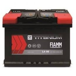 Аккумулятор FIAMM BLACK TITANIUM L495