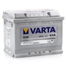 Аккумулятор Varta silver dynamic D39 (563401061)