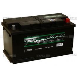 Аккумулятор автомобильный Gigawatt G90R 90А/ч 720A
