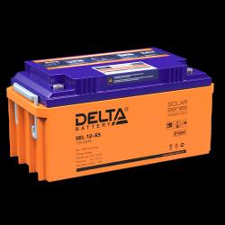 Аккумулятор Delta GEL 12-65 (12V / 65Ah)