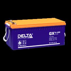 Аккумулятор Delta GX 12-200 (12V / 200Ah)