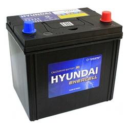 Аккумулятор автомобильный HYUNDAI 65 а/ч CMF75D23L без нижней планки