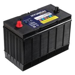 Аккумулятор автомобильный HYUNDAI 31-1000 100 а/ч 1000А