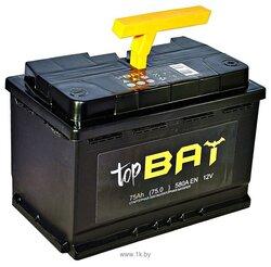 Аккумулятор BAT 75ah, 6СТ-75.0 L
