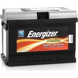 Аккумулятор автомобильный Energizer PREMIUM EM60LB2 60А/ч 540А