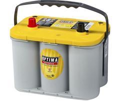 Аккумулятор автомобильный OPTIMA Yellow Top 55 А/ч 765А 8012-254 (YT S 4.2)