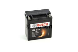Аккумулятор мото Bosch moba 12V A504 AGM (M60210)